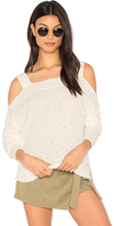 Feel The Piece Bonnie Cold Shoulder Sweater