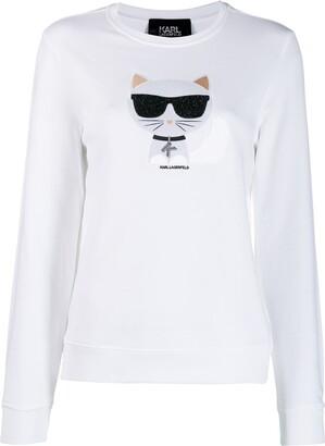 Karl Lagerfeld Paris Cat jumper