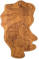 Totally Bamboo Kokopelli Cutting/Serving Board