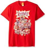 Nickelodeon Men's Rugrats Group Shot T-Shirt
