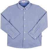 Il Gufo Cotton Button-Down Shirt