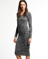 Superdry Essentials Twist Midi Dress