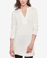 Lauren Ralph Lauren Merino Wool Tunic