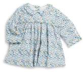 Petit Bateau Baby's Two-Piece Allover Print Dress & Bloomers Set