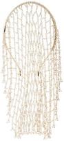 Rosantica pearl bead drop headband