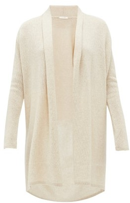 The Row Marndi Cashmere Cardigan - Beige