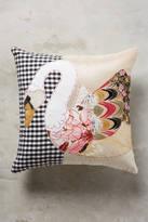 Carola Van Dyke Patchwork Pillow