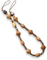 Bed Bath & Beyond Wood Bead Tie Back