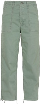 Mother The Patch Trousers