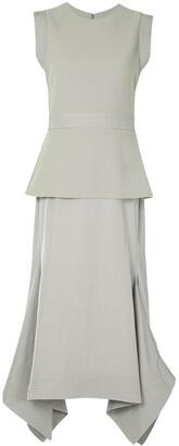 Dion Lee Draped Midi Dress