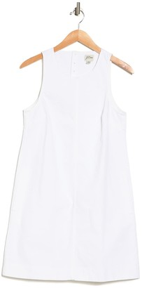 J.Crew Denim Sleeveless Shift Dress