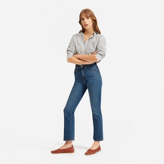 Everlane The Authentic Stretch Skinny Bootcut