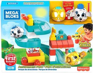 Mega Bloks Peek A Blocks Chase & Slide Playhouse