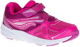 Saucony Girls' Baby Ride