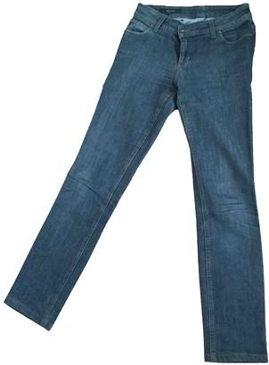 Gucci Grey Cotton - elasthane Jeans