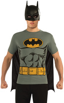Rubie's Costume Co Batman Caped Costume Tee Set - Men