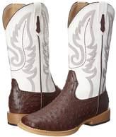 Roper Western Square Toe Boot (Big Kid)