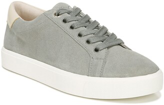 Sam Edelman Ethyl Suede Lace-Up Sneaker