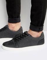 Asos Sneakers In Black