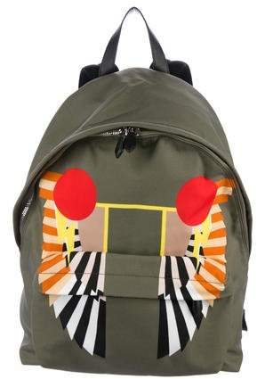 Givenchy Egyptian Wings Nylon Backpack