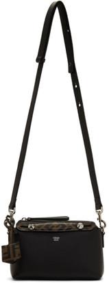 Fendi Black Mini Forever By The Way Bag