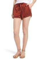 Hinge Drawstring Shorts