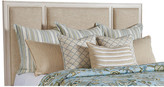Barclay Butera Cal King Crystal Cove Headboard - Whitewash