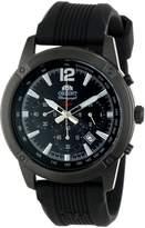 Orient Men's FTW01002B0 SP Chronograph Movement Watch