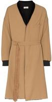 Bed J.W. Ford Ogami belted coat