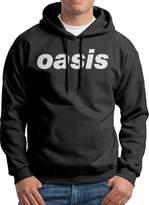 Sarah Men's Oasis Band Logo Hoodie XL