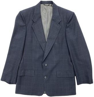 Christian Dior Blue Cotton Jackets