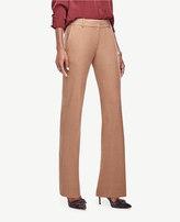 Ann Taylor Petite Devin Flannel Trousers
