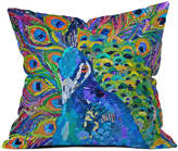 Deny Designs Elizabeth St Hilaire Nelson Cacophony Of Color Throw Pillow