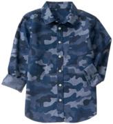 Gymboree Camo Shirt