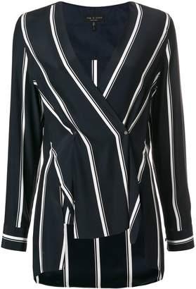 Rag & Bone striped blouse