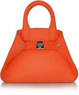 Akris Zinnia Leather Micro Ai Crossbody Bag