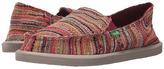 Sanuk Donna Boho Women's Slip on Shoes