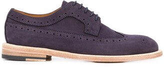 Paul Smith Perforated Oxford Shoes