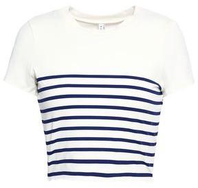 Solid & Striped The Meghan Striped Bikini Top