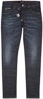 Philipp Plein Plane Indigo Slim-leg Jeans