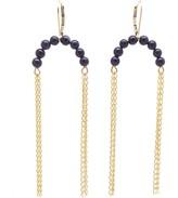 Salome X Stephanie Waxberg Nola Goldstone Earrings