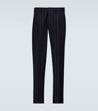 The Gigi Tonga pinstriped wool pants