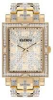 Elgin Men's Watch - White/Gold