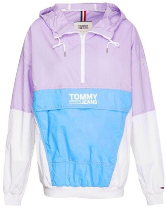 Tommy Jeans Colour Block Popover Jacket