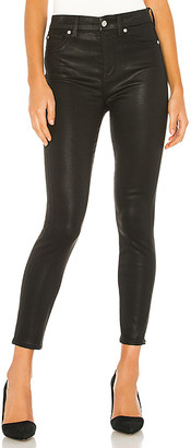 7 For All Mankind B(Air) The High Waist Ankle Skinny. - size 25 (also