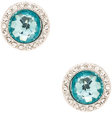 Rebecca Minkoff Crystal Halo Stud Earring