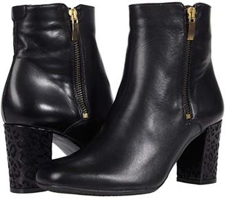 Eric Michael Valery (Black) Women's Boots