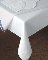 "Matouk 59"" x 100"" Oblong Dining Table Pad"