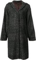 Maurizio Pecoraro fur patch jacket