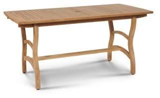 Pacifica HiTeak Furniture Teak Dining Table HiTeak Furniture